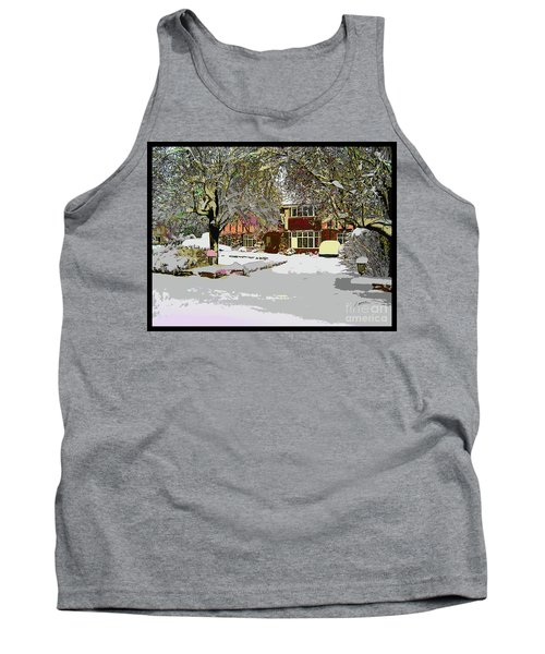 A Cosy Home Tank Top