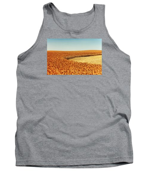 A Cut From Within Tank Top