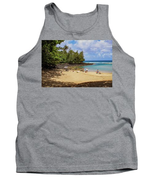 A Day At Ke'e Beach Tank Top