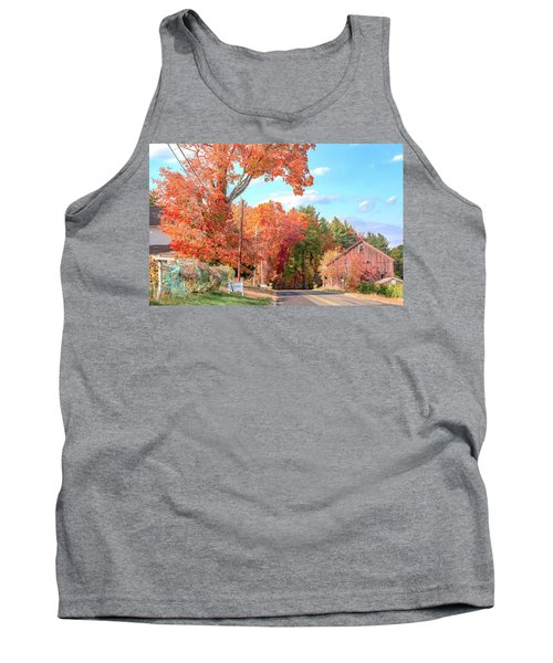 A Drive In The Country Tank Top