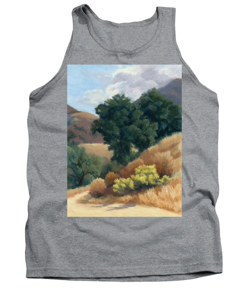 A Fall Day At Whitney Canyon Tank Top