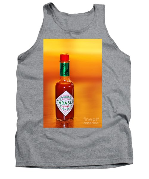 A Feeling Of Warmth Tank Top