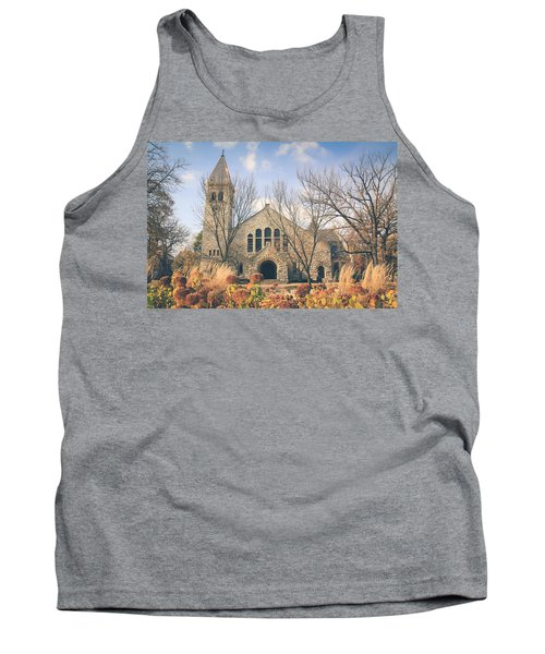 A Fine Autumn Day Tank Top