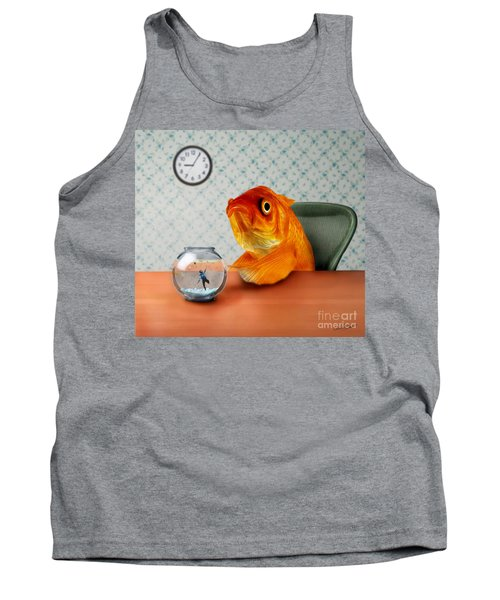 A Fish Out Of Water Tank Top