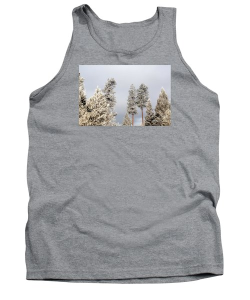 A Frosty Morning 2 Tank Top