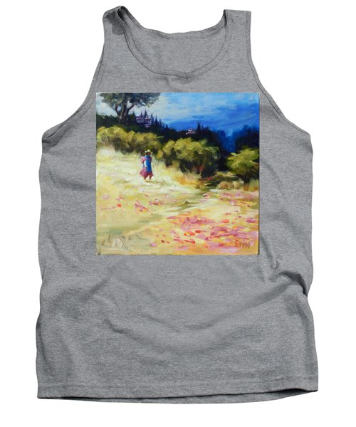 A Girl From Gran Porcon, Peru Impression Tank Top