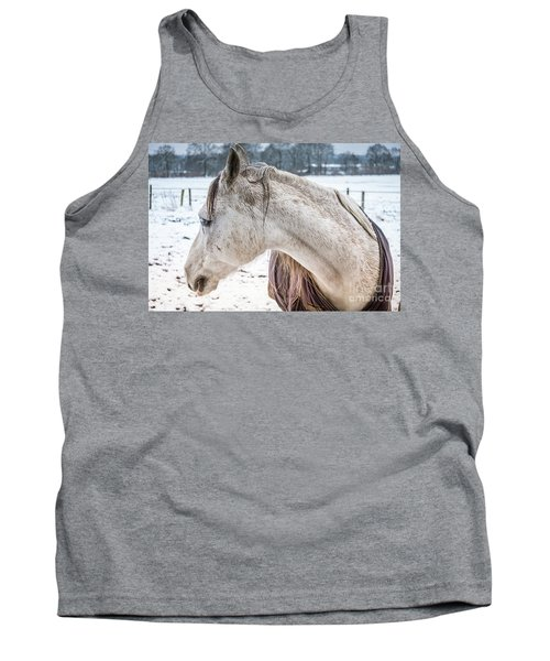 A Girlfriend Of The Horse Amigo Tank Top