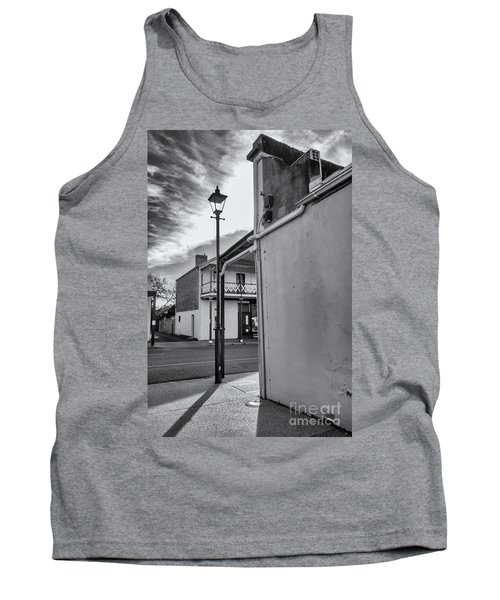 Tank Top featuring the photograph A Glimpse by Linda Lees
