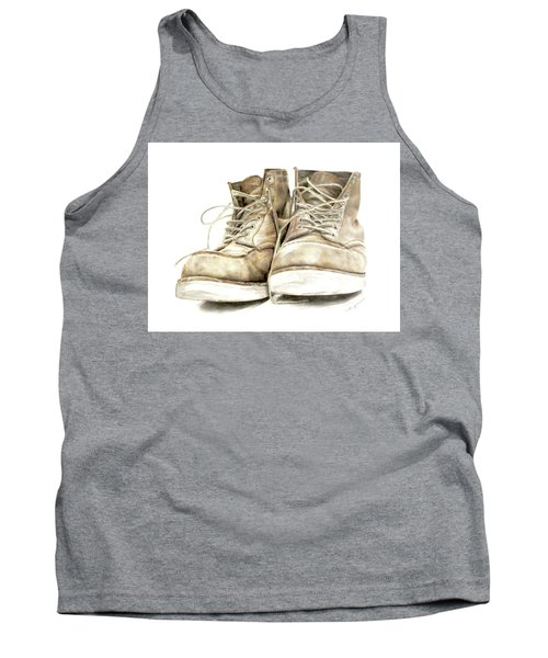 A Hard Day's Work Tank Top