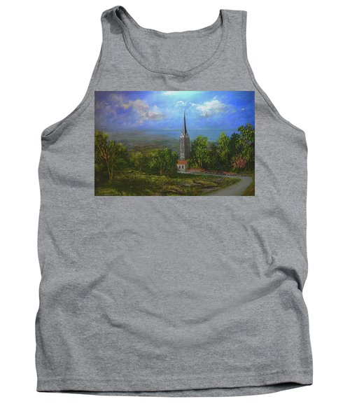 A Higher Place Tank Top