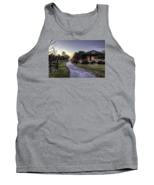 A Hometown Christmas Tank Top