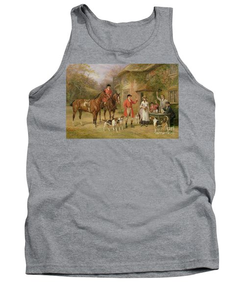 A Meeting At The Three Pigeons Tank Top