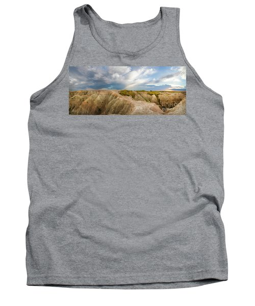 A New Day Panorama Tank Top