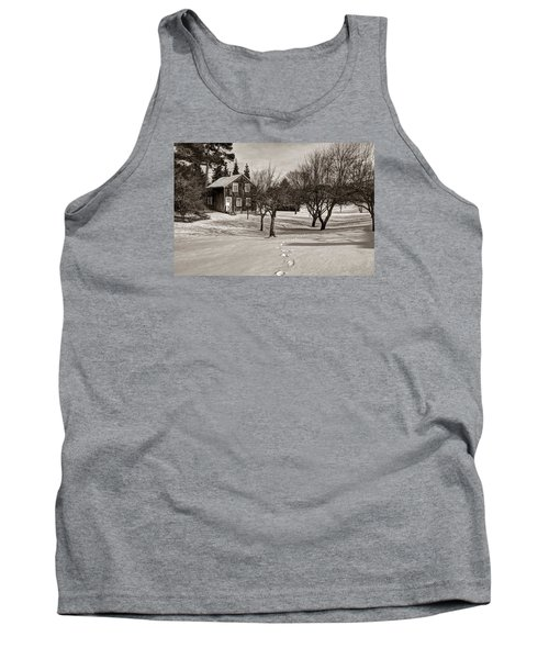 A Path To Home Tank Top