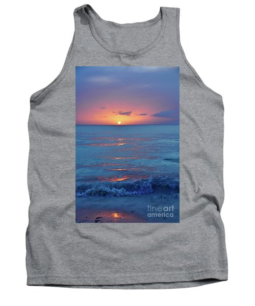 A Perfect Finish Tank Top by Valerie Rosen