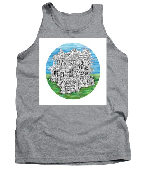 House Of Secrets Tank Top