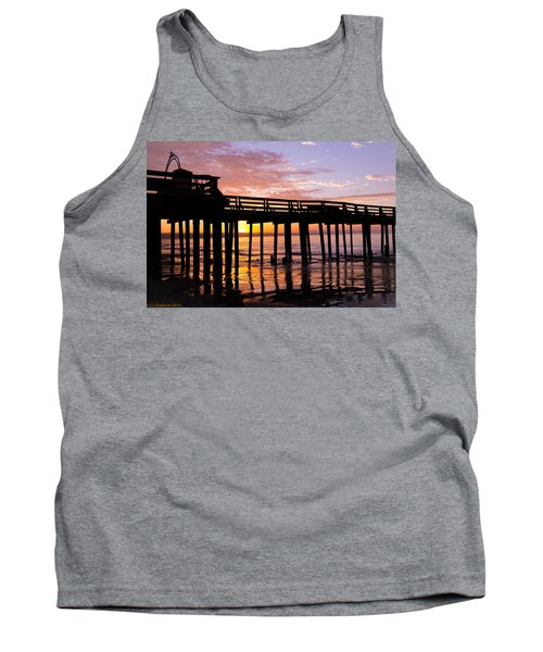 A Quiet And Beautiful Start Tank Top