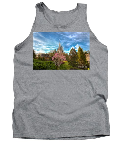 A Quiet Countryside Tank Top