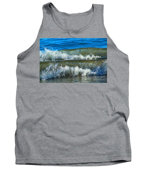 A Race For Non-existence, Point Reyes National Seashore, Marin C Tank Top