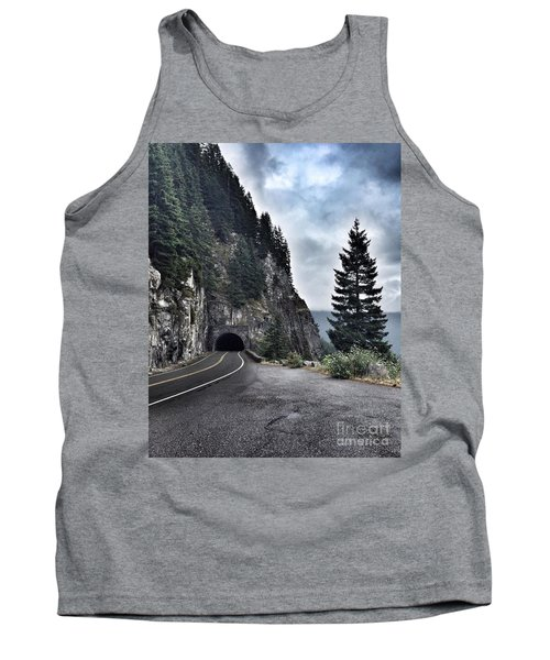 A Road To Nowhere Tank Top