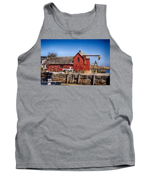A Rockport Favorite Tank Top by Tricia Marchlik
