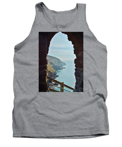A Room With A View Tank Top by Richard Brookes