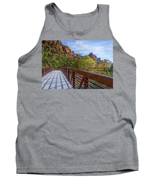 A Scenic Hike Tank Top