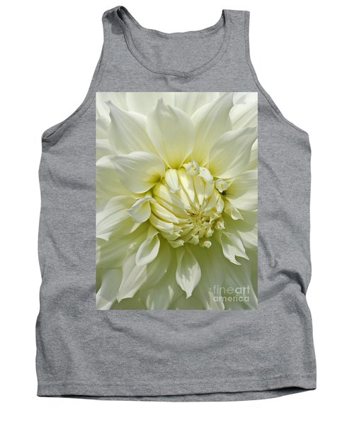 A Secret Visitor Tank Top by Cindy Manero