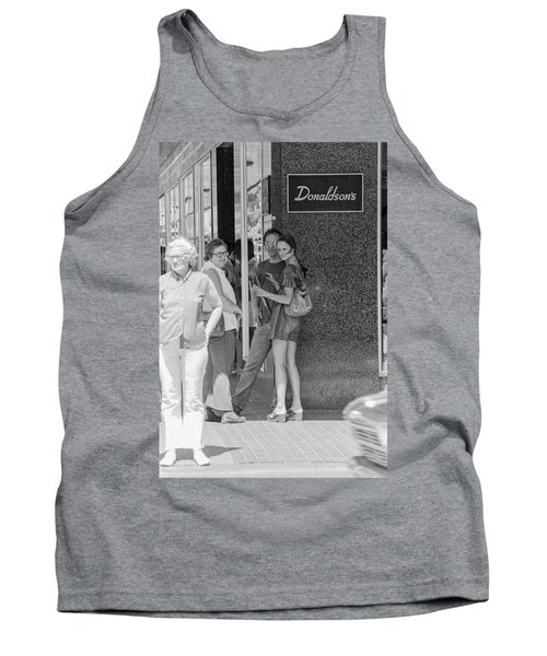 A Sidewalk Conference Tank Top