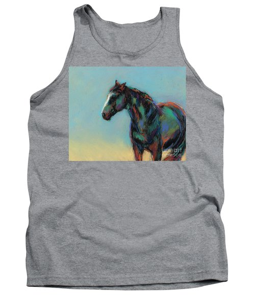 A Soft Breeze Tank Top by Frances Marino