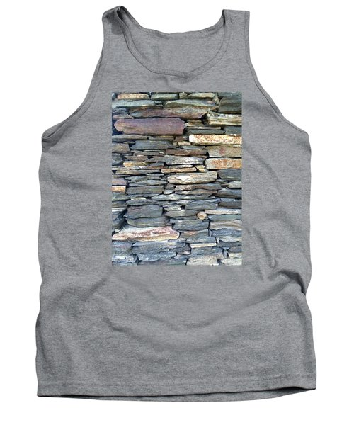 A Stone's Throw Tank Top by Angela Annas
