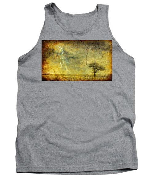 A Stormy Spring Tank Top