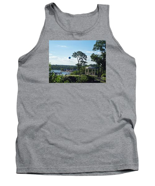 Tank Top featuring the photograph A Summer Day by Lyric Lucas