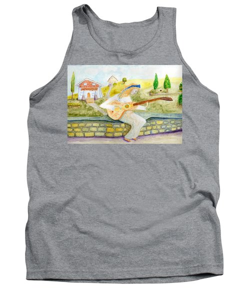 A Time For Music Tank Top