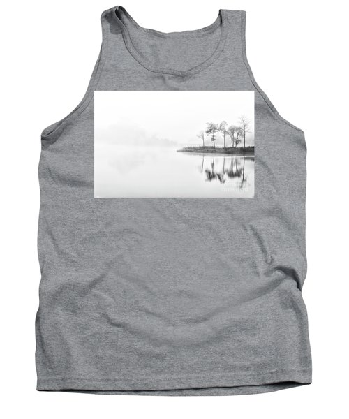 A Time For Reflection Tank Top
