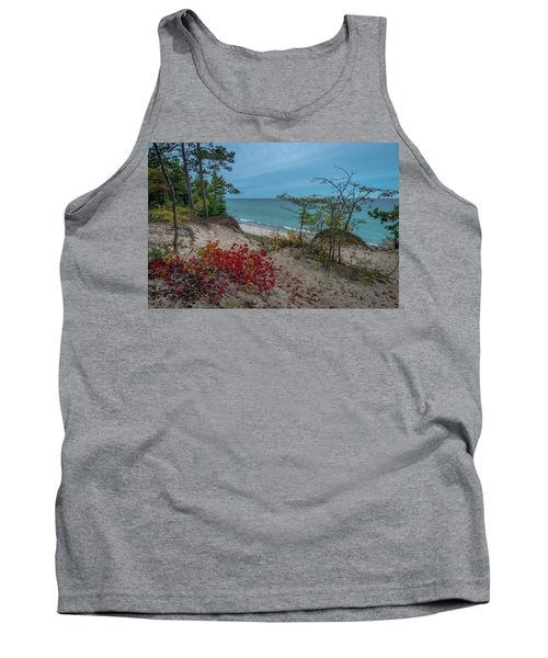A Touch Of Color  Tank Top