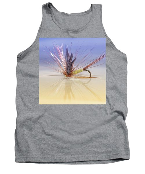 A Trout Fly (greenwell's Glory) Tank Top