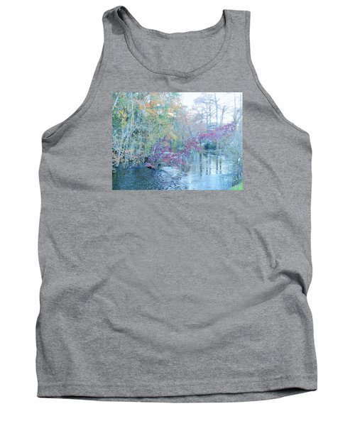 A View Of Autumn Tank Top by Kay Gilley