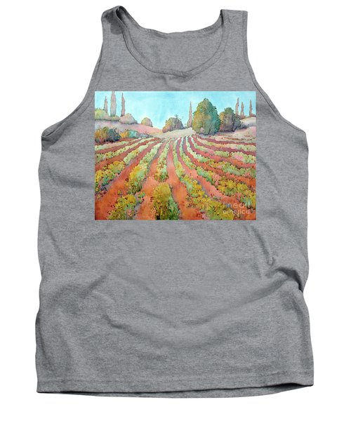 A Way Of Life Tank Top by Joyce Hicks