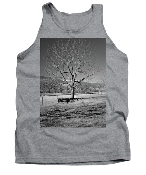 A Wintery Stand Tank Top