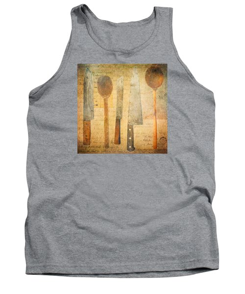 A Woman's Tools Tank Top by Lisa Noneman