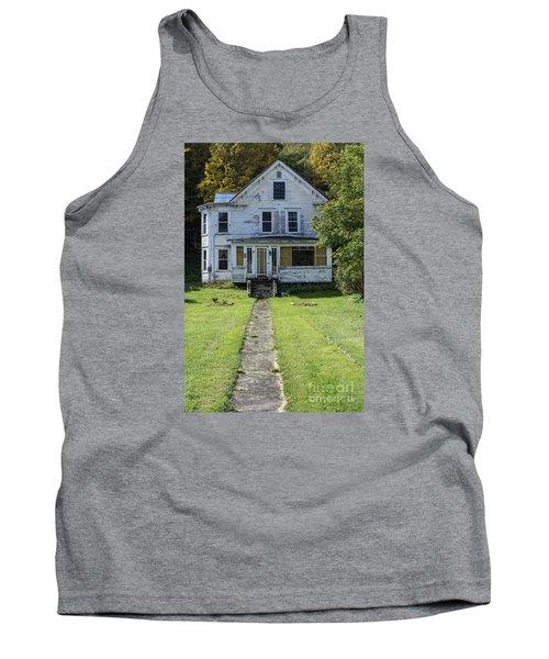 Abandoned Home, Lyndon, Vt. Tank Top