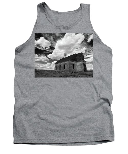Abandoned Church  Tank Top