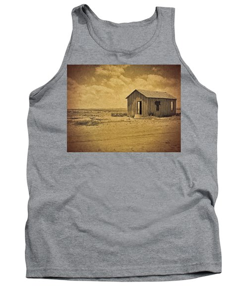 Abandoned Dust Bowl Home Tank Top