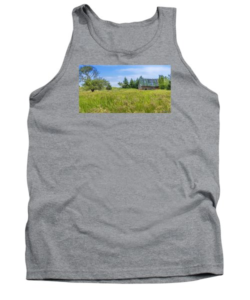 Abandoned House In Feltzen South Tank Top