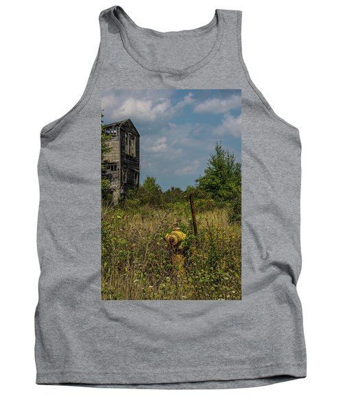 Abandoned Hydrant Tank Top