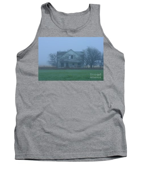 Abandoned In Oklahoma Tank Top