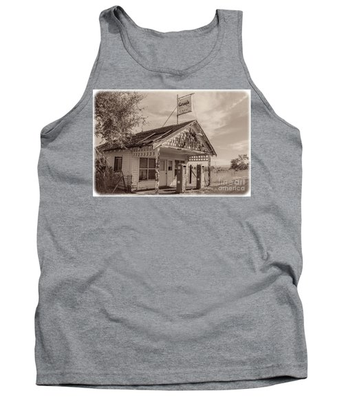 Tank Top featuring the photograph Abandoned by Robert Bales