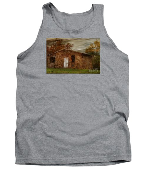 Abandoned Tank Top by Tamera James