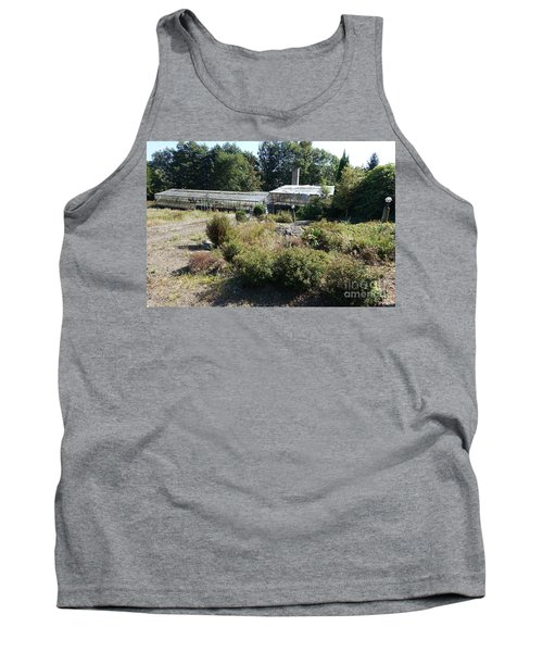 Abanoned Old Horticulture Tank Top